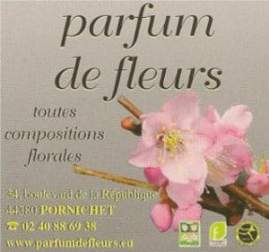 Parfum de fleurs Baie de Pornichet La Baule Le Pouliguen