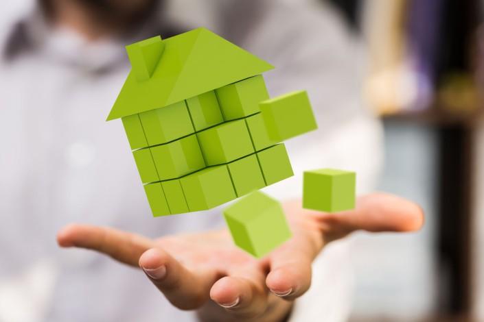 Les taux bas jouent en la faveur de l'immobilier