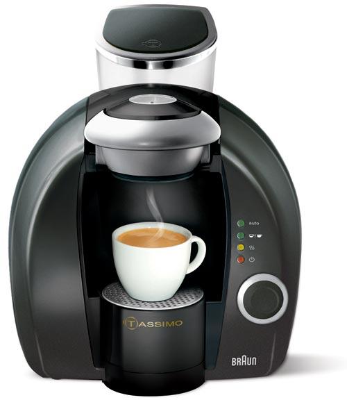 Une machine à café stylée, pratique et fonctionnelle
