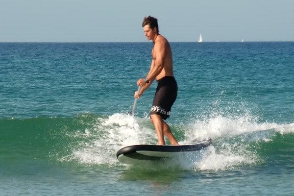 Le stand up paddle gonflable en quelques mots