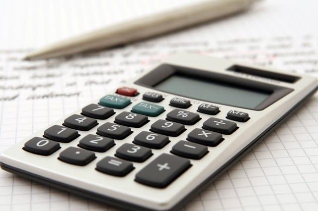 calcul emprunt
