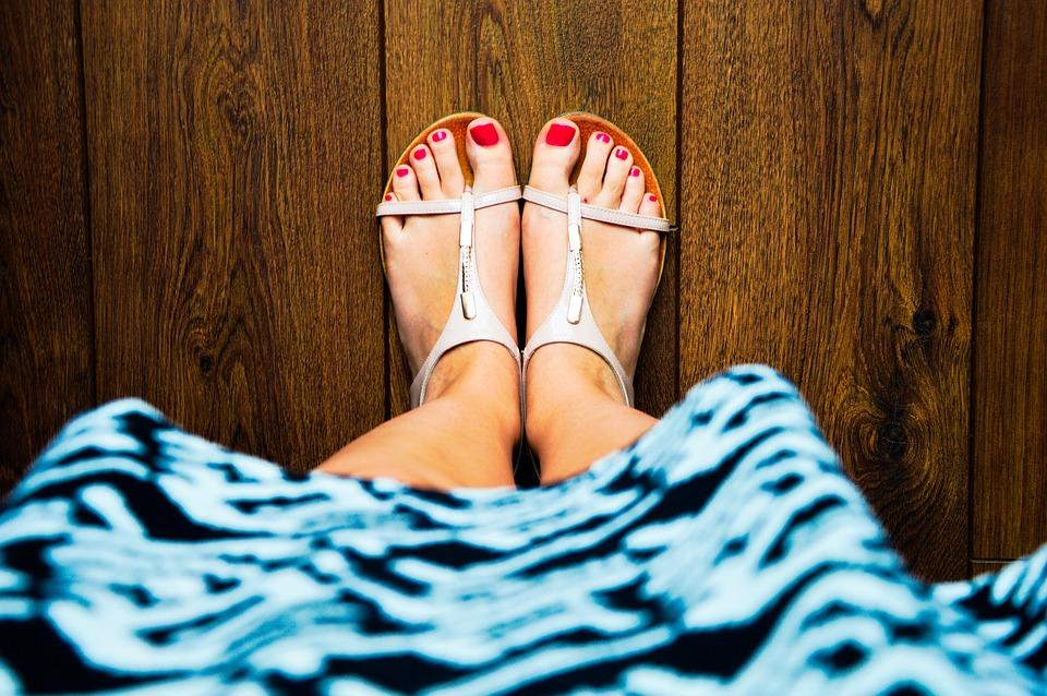Quelques astuces pour choisir ses sandales d'été
