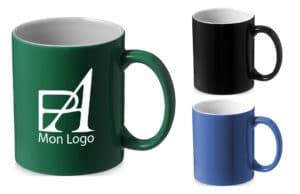 Mug personnalisé pour entreprise