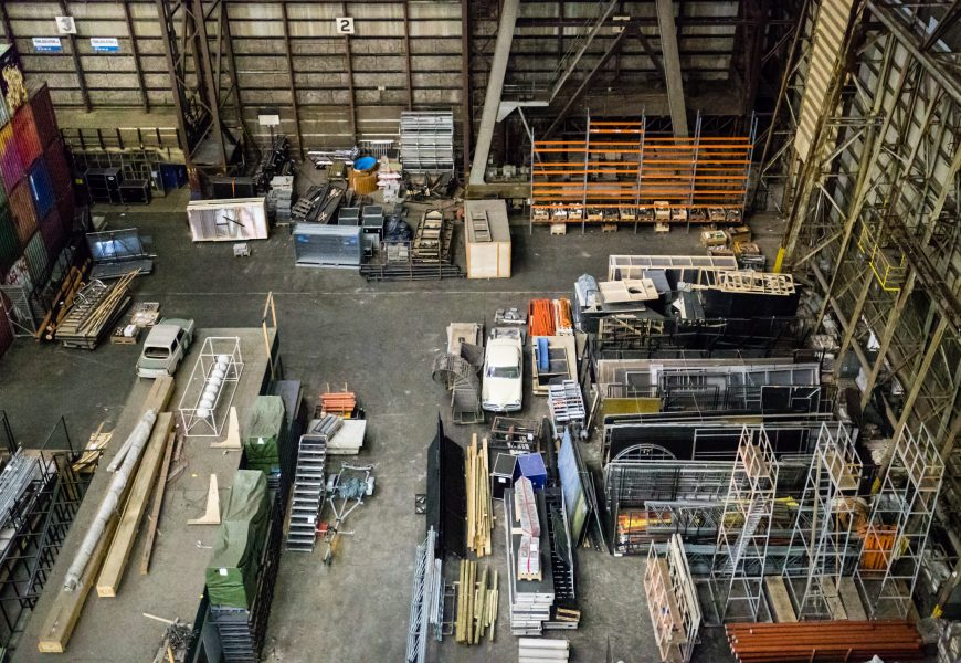 Optimisez l'espace de votre entrepôt !