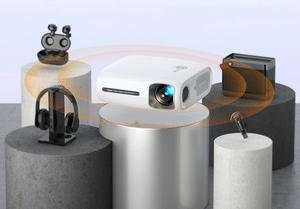 Test et avis sur le vidéoprojecteur Yaber Pro V7 9000L 5G