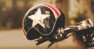 Durée de vie d'un casque moto