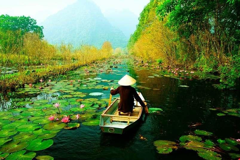 voyager au Vietnam